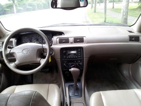 1998 Camry Interior