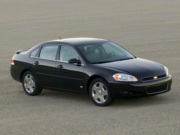 2006 Chevrolet Impala SS. X06CH_IM011