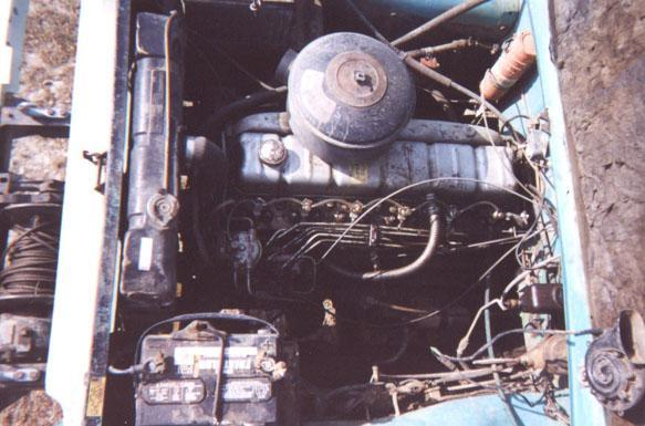 Dodge 1962 diesel