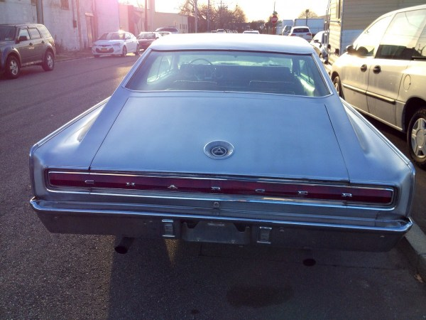 Dodge 1967 Charger rear