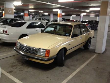 Holden Commodore (3)
