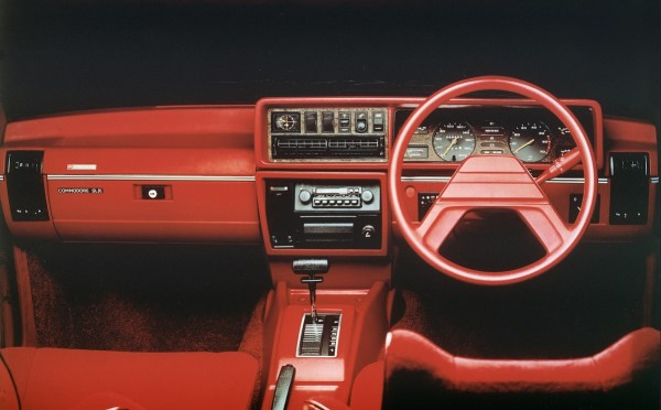 Holden VB Commodore SLE interior