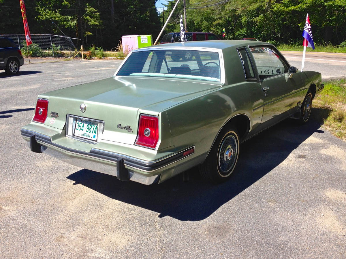 Mechanic Shop Near Me >> Curbside Classic/Driving Impressions: 1985 Pontiac Grand Prix – Getting In Touch With My Inner GM