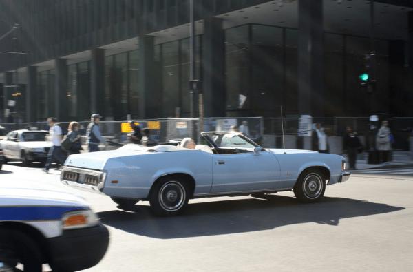 Mercury 1973 Cougar conv rq