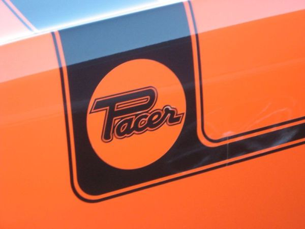 Pacer decal