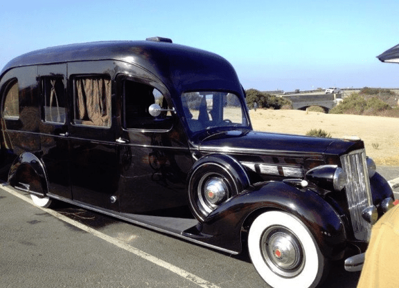 Packard 1937 RV fsq