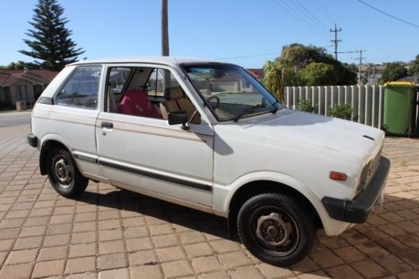 Suzuki Hatch photo courtesy Gumtree.com.au