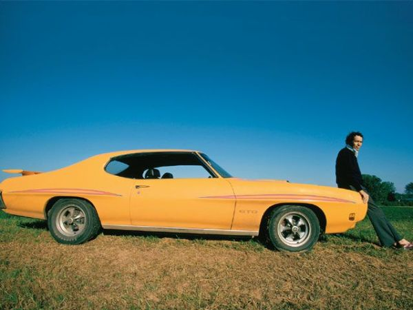 Two lane blacktop gto