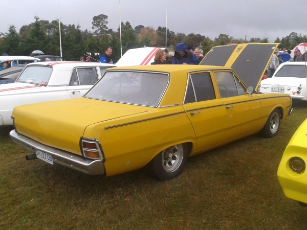 VG Pacer rear