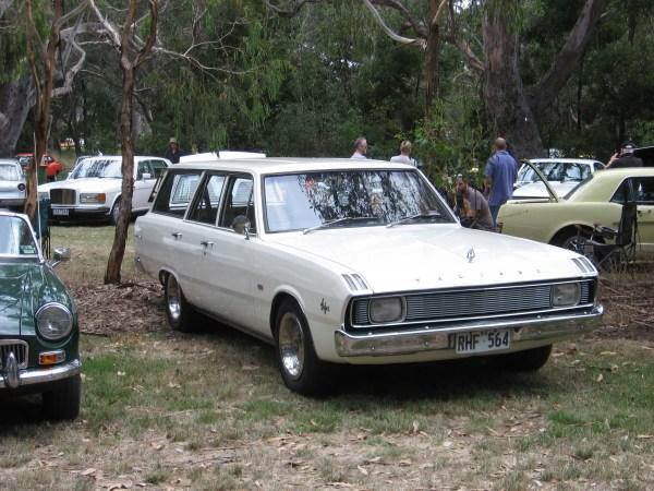 VG wagon