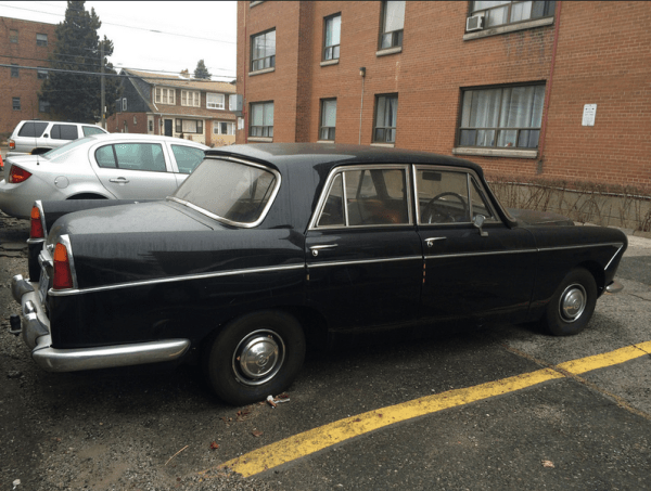 Wolseley 6 110 side William Oliver