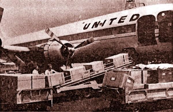 chile plane use