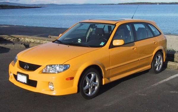 mazda yellow5