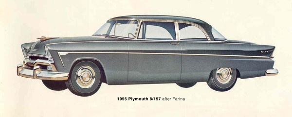 plymouth by Farina