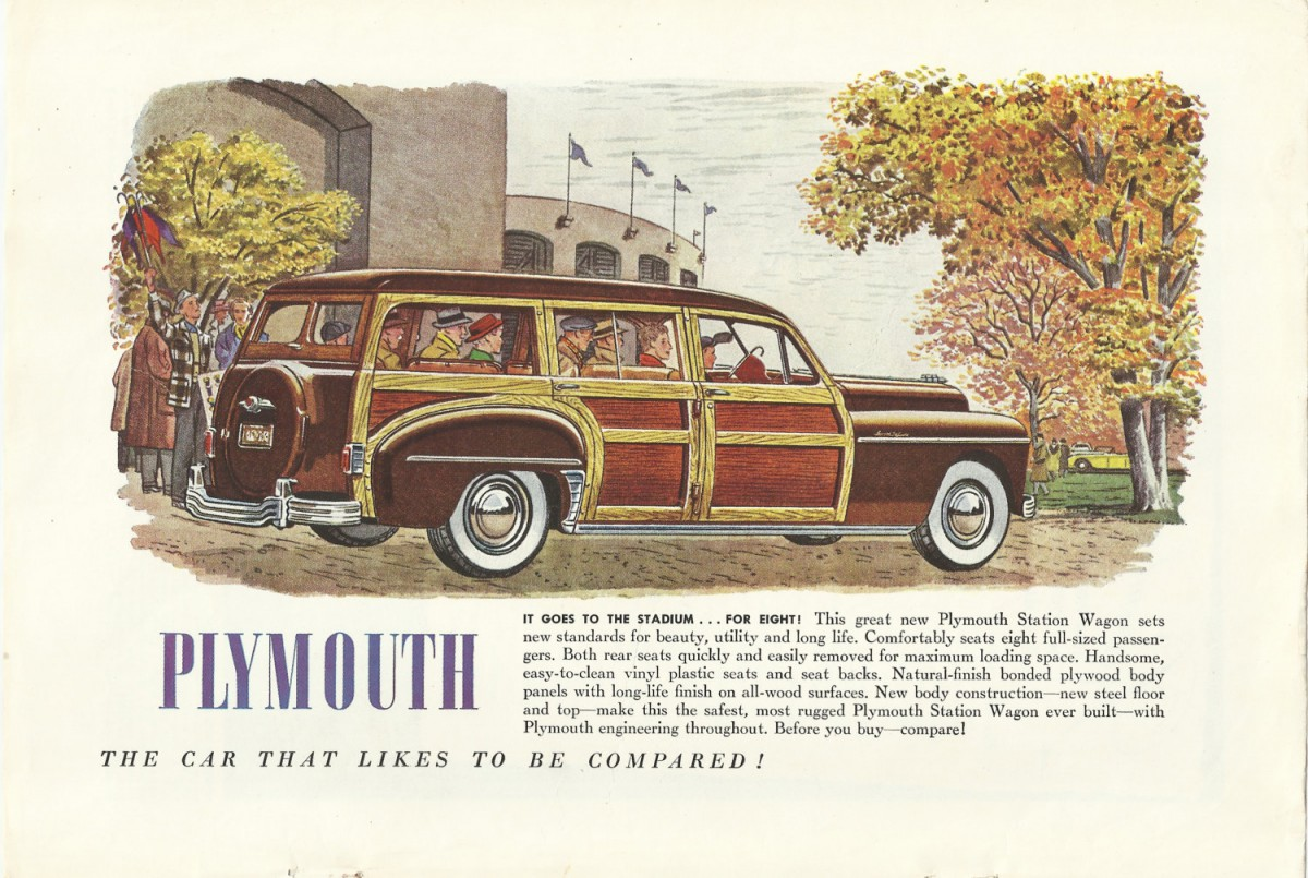 Vintage Ads: The Lost Art Of Painted Automobile Ads
