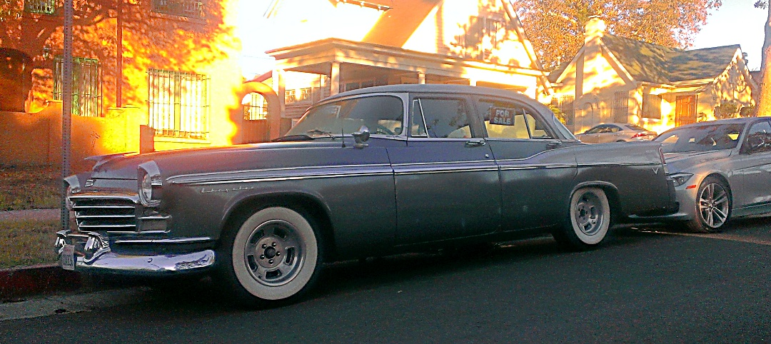Curbside Classic: 1956 Chrysler Windsor (and the Poly Engine) – The ...