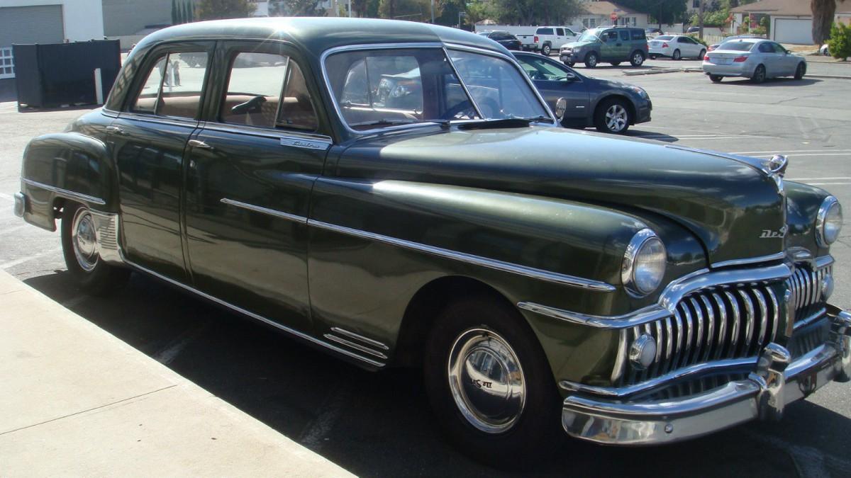 EBay Find DeSoto Custom The YearOld Daily Driver - Ebay classic cars
