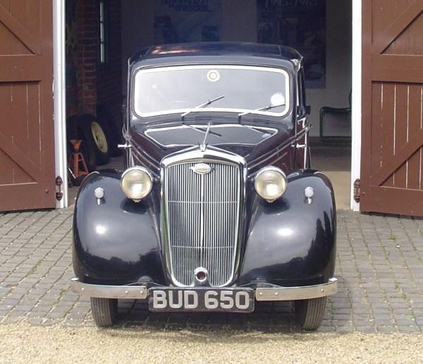 1946 Wolseley 8.2