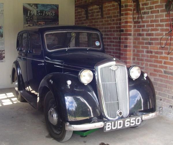 1946 Wolseley 8.8