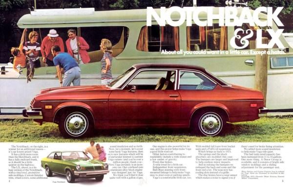 1974 chevrolet vega lx