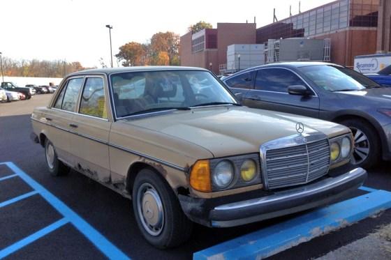 1980 MB 300D f