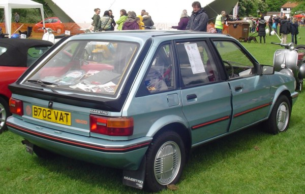 1984 MG Maestro 6