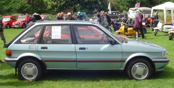 1984 MG Maestro_1