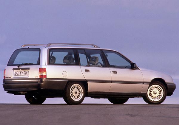 1986 opel omega caravan