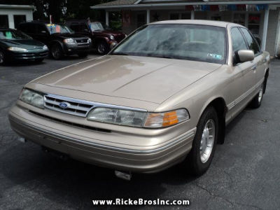 COAL 1998 Plymouth Voyager  1997 Ford Crown Victoria  Wake Up Calls