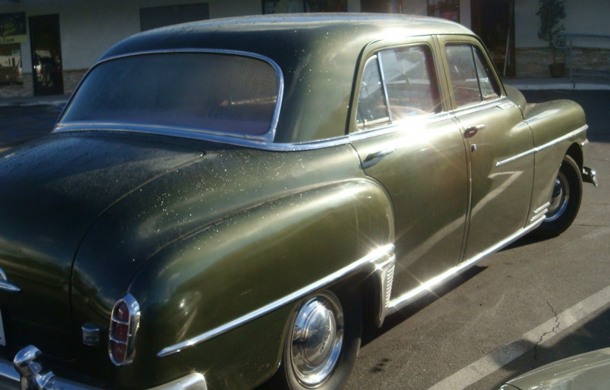 eBay Find: 1950 DeSoto Custom – The 65-Year-Old Daily Driver