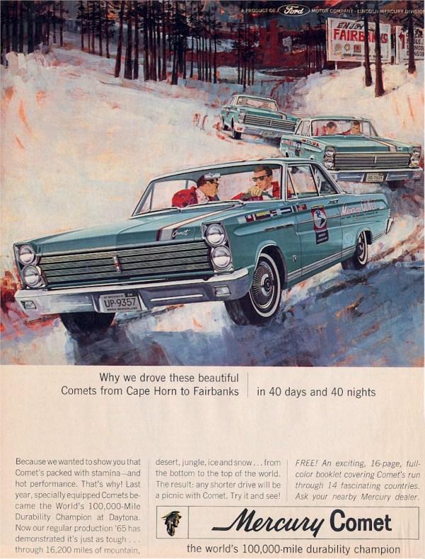 '65 comet