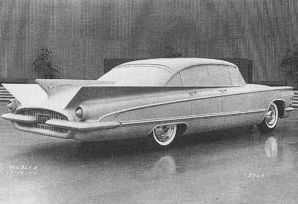 Buick 1959 concept