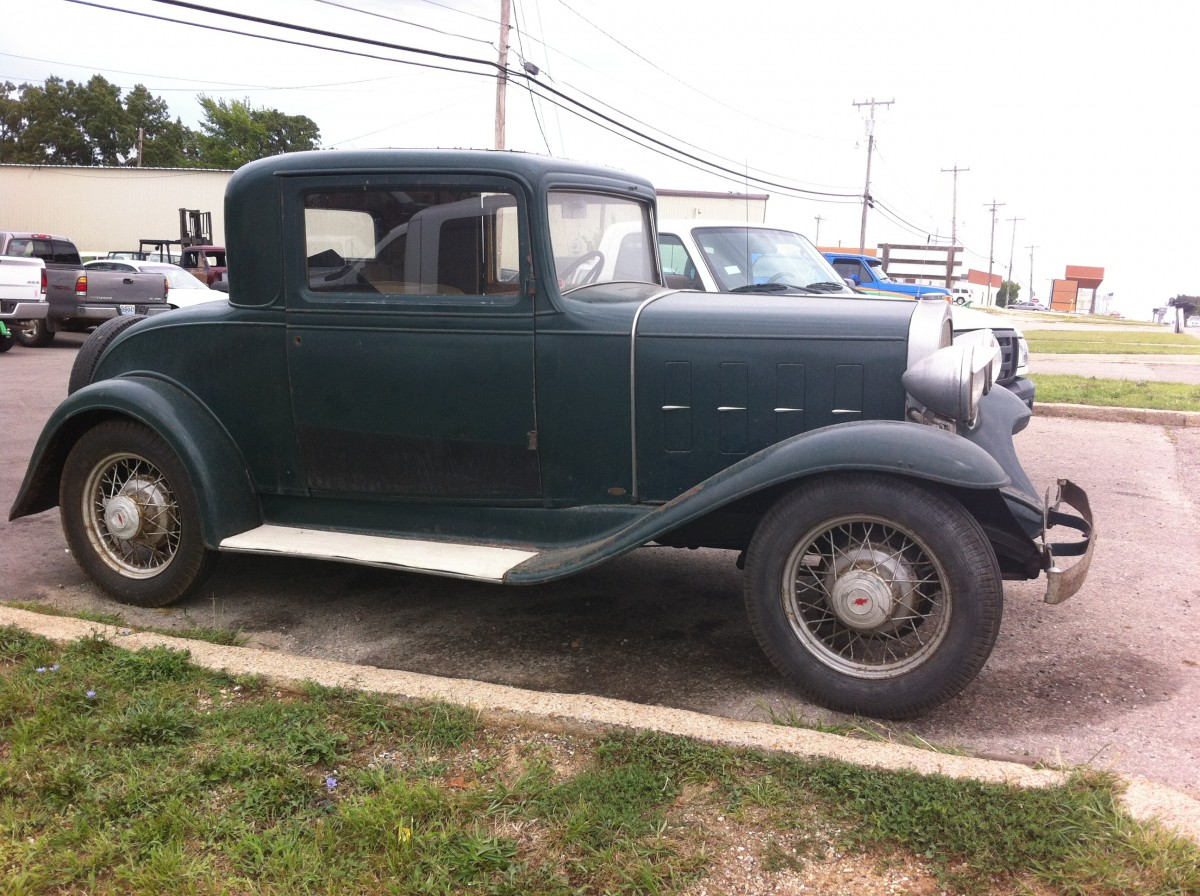 Curbside Classic 1932 Chevrolet Confederate Hark What