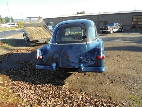Packard 1953 hearse rq
