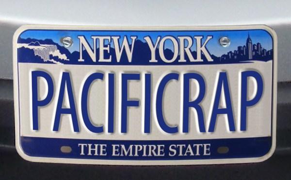pacificrap license