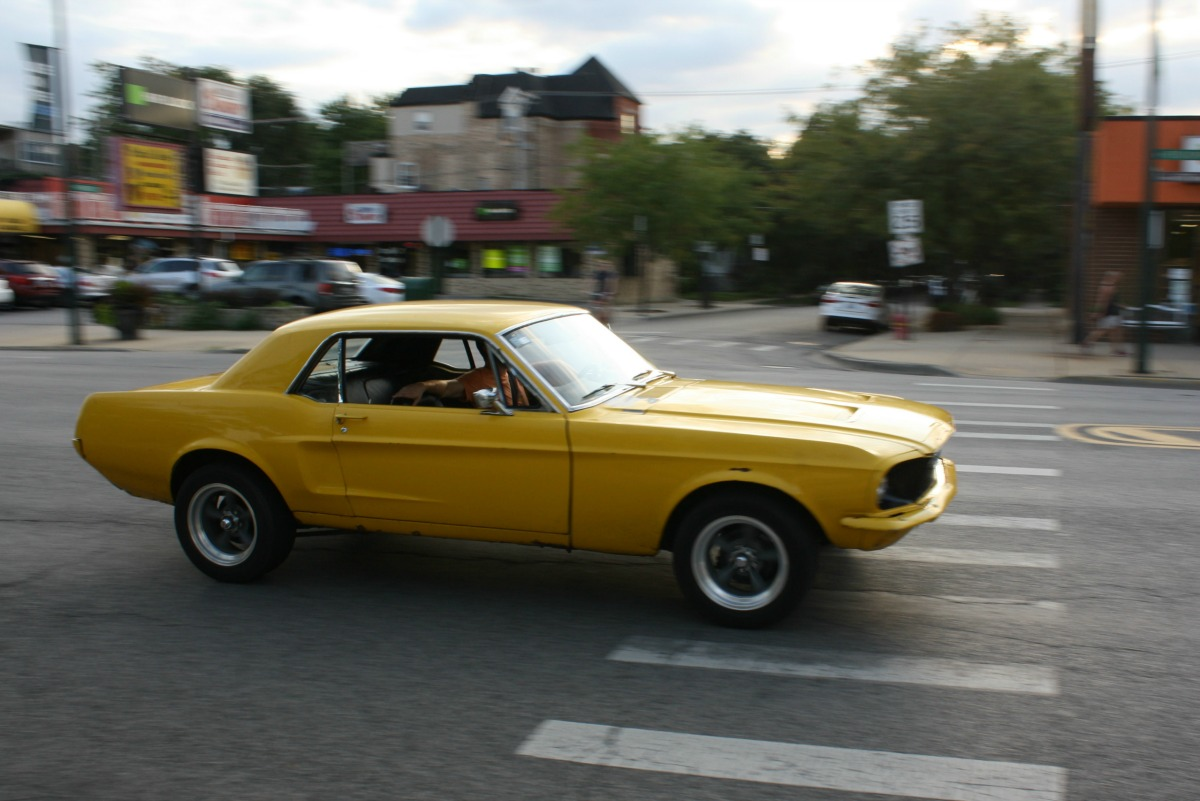 011 1967 ford mustang cc
