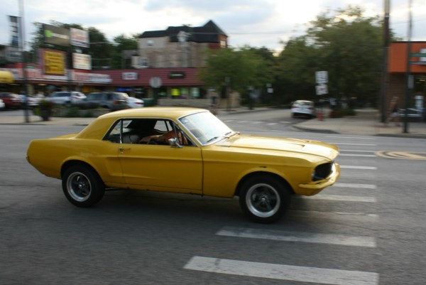 011 - 1967 Ford Mustang CC