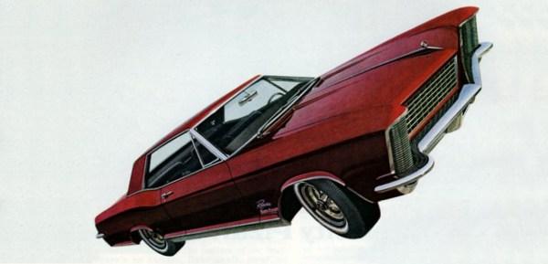 1965 Buick Riviera | Credit: oldcarbrochures.com