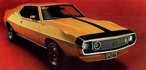 1971 AMC Javelin | Credit: oldcarbrochures.com