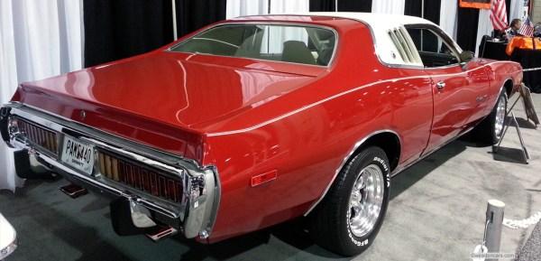 1973 Dodge Charger SE | Credit: wiredoncars.com