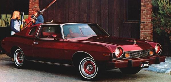 1978 AMC Matador Barcelona | Credit: oldcarbrochures.com