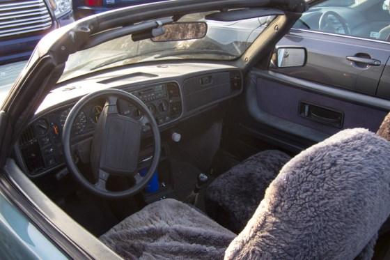 1992 Saab 900 Turbo b