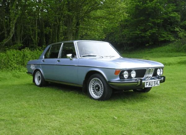 BMW 3.0Si