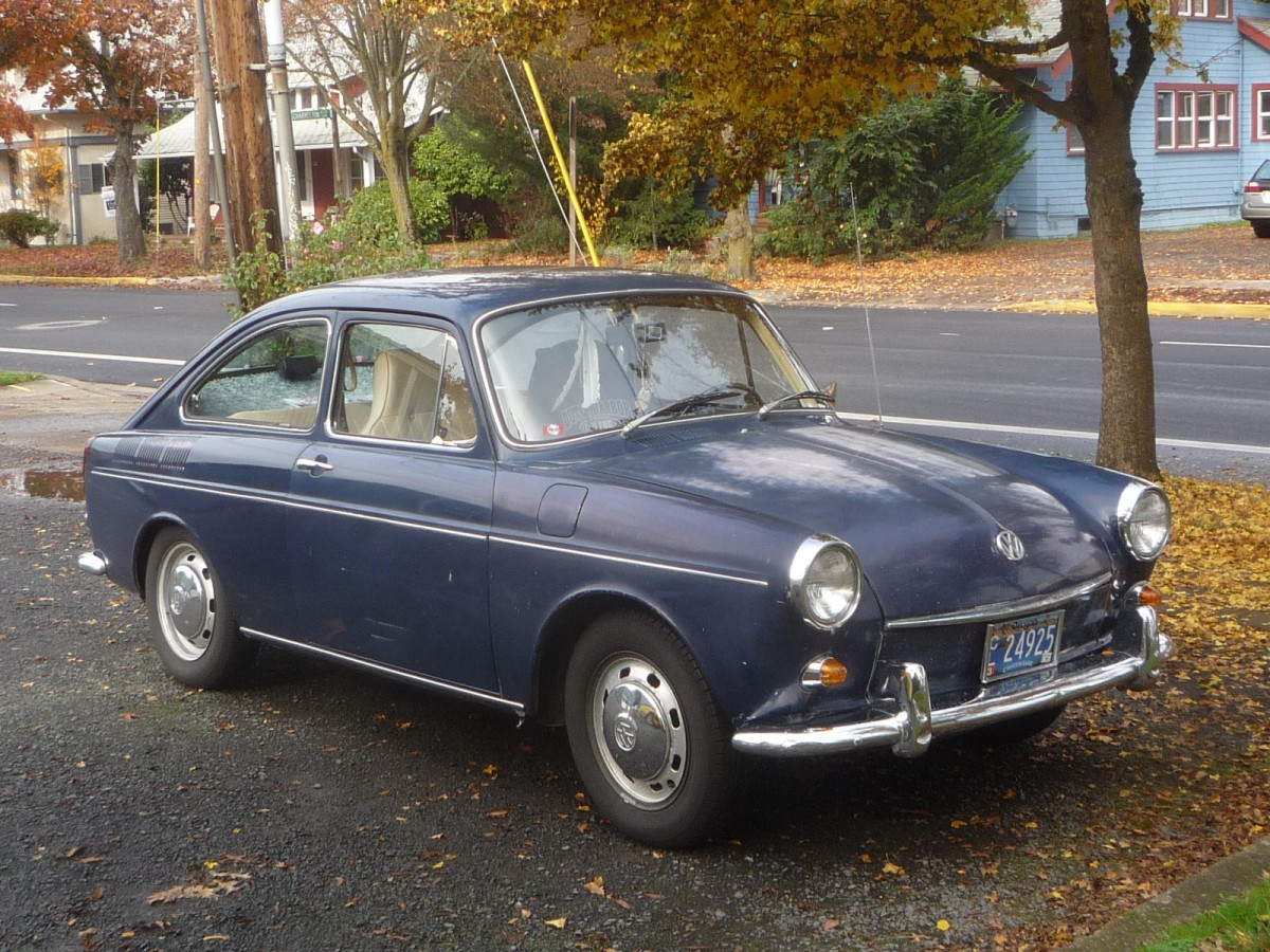 Curbside Classic: 1969 Volkswagen 1600 Type 3 Fastback