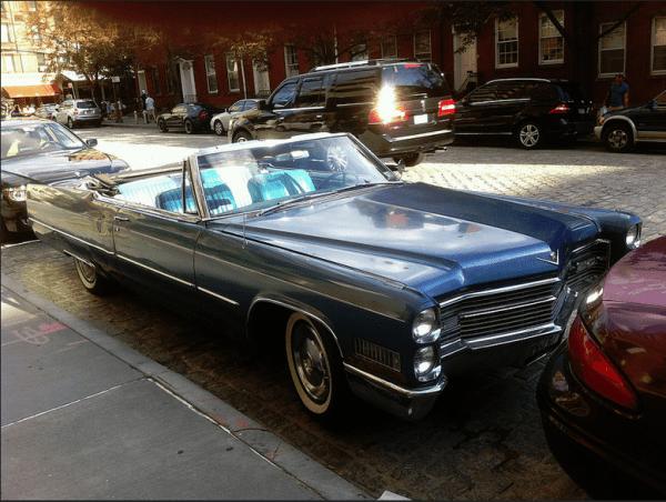 Cadillac 1966 conv fq