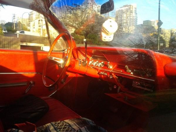 Chevrolet 1961 Bel Air 4 dr hdtp int
