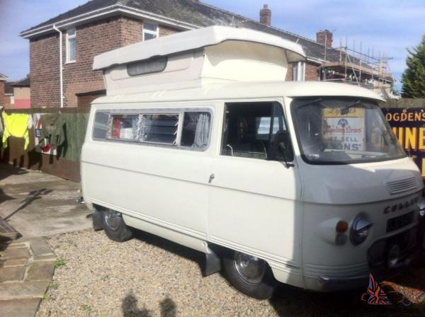 Commer motorhome 3