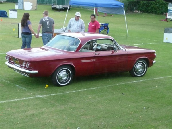 Corvair Monza hardtop conversion