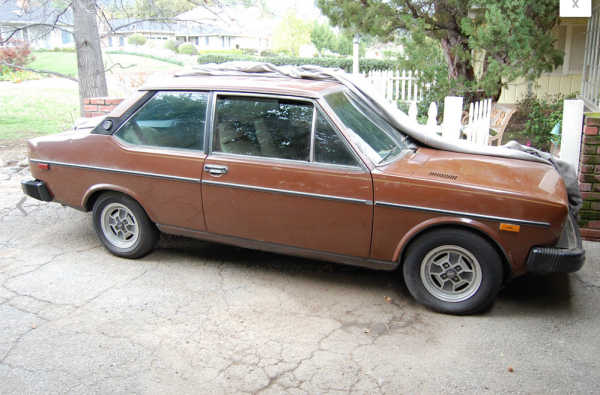 Fiat 1980 Brava