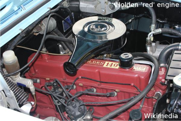 Holden_149_Red_motor
